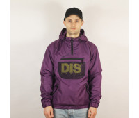 Анорак Dislabel Mesh Purple